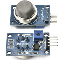 MQ2 Gas Sensor Module Smoke Butane Methane Detection Alarm MQ-2 For Arduino 1pc