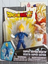 "Dragon Ball Z Super Power Up  SUPER SAIYAN VEGETA 4"" Action Figure New Sealed"