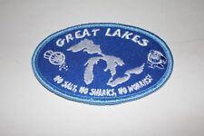GREAT LAKES Patch