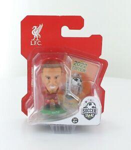 Joel Matip Liverpool SoccerStarZ 2022 MicroStars Green Base Blister