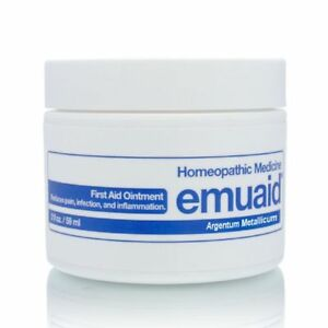 EMUAID Ointment Natural Treatment for100+Difficult Skin Conditions,2.0 oz(59ml)