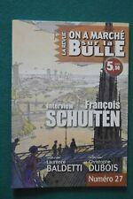 SCHUITEN / MARINI : OAMB n°27 - janvier 2012