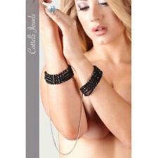 Bracciali con perle e claps Cottelli jewels »Schmuckfesseln« Shop4Lovers