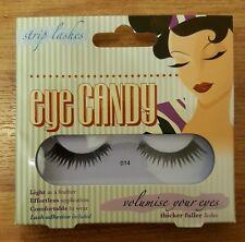 Eye Candy años 50 Estilo Pestañas Postizas con Pegamento Adhesivo Pestañas Falsas! totalmente Nuevo!