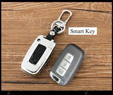 Key Bag Holder Case Fob Cover For Hyundai Elantra Sonata8 IX35 Veloster Rohens