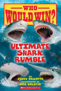 Ultimate Shark Rumble (Who Would Win?) (24) - Paperback - GOOD