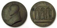 Medaglia Pius XII Pontifex Maximus Anno 1956 (Mistruzzi) Bronzo