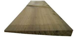 Feather Edge Boards Treated ALL SIZES Premium Quality Close Board Fencing