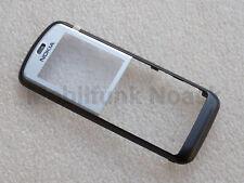 ORIGINALE Nokia 6070 a-Cover   FRONTCOVER   Guscio superiore NERO BLACK NUOVO