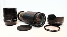 Olympus PEN OM Panasonic LUMIX Micro 4/3 DSLR fit SUNAGOR 250mm 750mm ZOOM lens