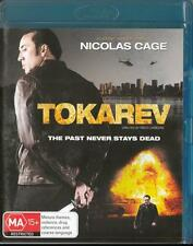 TOKAREV - NICOLAS CAGE - NEW BLU-RAY - FREE LOCAL POST