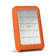 LaCie Rugged Triple 2TB Portable External Hard Drive