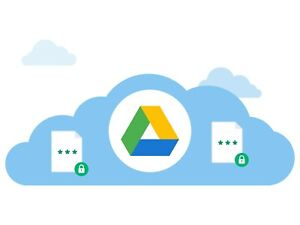 Google Drive unlimited disk space, lifetime use