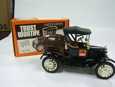 Ertl 1918 Ford Barrel Bank Trustworthy Hardware #7 ltd
