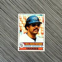 1979 Burger King #21 Reggie Jackson | MINT or Better!