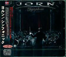 JORN SYMPHONIC 2013 JAPAN CD +1 - DIO - RAINBOW - WHITESNAKE - NEW/GIFT QUALITY!