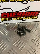 HONDA CBR1000F CBR 1000 F 1989 1990 1991 1992 Sc24 Rear Brake Disc Bolts