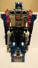 Transformers Powermaster Optimus Prime Apex Toys R Us Commemorative 90% Complete