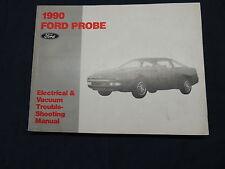 Ford Probe 1990 Electrical manual Schaltpläne Werkstatthandbuch