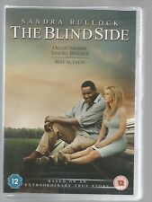THE BLIND SIDE - sealed/new - UK R2 DVD - Sandra Bullock