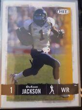2008 Sage Hit #99 DeSean Jackson Rookie RC NrMint-Mint