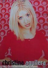 Christina Aguilera 24x34 Pink Poster 1999