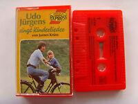 MC Kassette Udo Jürgens singt Kinderlieder von James Krüss, ARIOLA, Luftballon