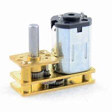 N20 3V/6V/12V DC Mini U-Form Inversion Getriebe Motor 15-4000U/min für Modellbau