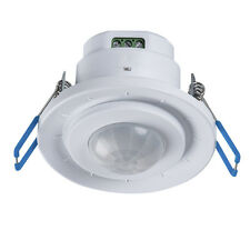 360°Ceiling Mounted Occupancy Movement PIR Motion Sensor Detector Light Switch