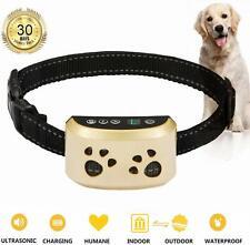 New listing BeiBeiDan Dog Bark Collar-7 Adjustable Sensitivity and Intensity Levels-Dual Ant