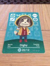 Carte Amiibo Animal Crossing - 213 Max
