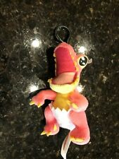 Pocket Watch Ryans world mystery plush toy series 1 PINK BABY DINO CLIP ON