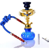 New Luxury Shisha Hookah Complete Sets 5 colors Hookah Hose Shisha Bowl Chicha
