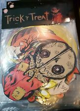 Trick or Treat Studios Trick 'R Treat Sam Wall Decor Vintage Style Horror