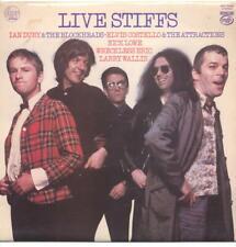 "LIVE STIFFS LIVE - 12"" VINYL LP (ELVIS COSTELLO, IAN DURY, NICK LOWE etc.) MFP"