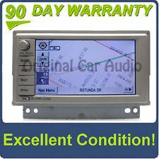 04 05 06 Lincoln NAVIGATOR Navigation GPS LCD Screen NAVI 6 Disc CD Changer