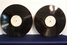 "Bing Crosby / Al Jolson, Radio Recorders, , 2 Acetate Records, 12"" 33 RPM, Jazz"