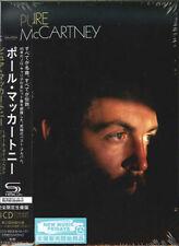 PAUL MCCARTNEY-PURE MCCARTNEY (DELUXE EDITION)-JAPAN 4 SHM-CD Ltd/Ed R38