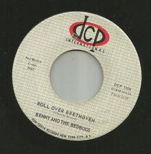 Surf Garage Instros - Benny & Bedbugs - Roll Over Beethoven - Hear -1964 Dcp