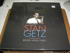 Stan Getz - Bossa Nova Years 5 x LP new sealed Verve jazz bossa nova
