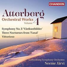 Atterberg: Orchestral Works, Vol. 4, New Music