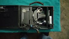 SVE Tri-purpose Model AAA glass slide projector with dual slide changer