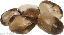 Piedras Canto rodado CUARZO AHUMADO Lote de 2 - Litoterapia