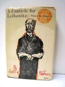 A Canticle for Leibowitz by Walter M. Miller Jr. 1959 FE HC DJ