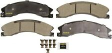 Disc Brake Pad Set-Total Solution Ceramic Brake Pads Rear Monroe CX1565A