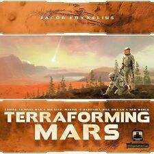 Terraforming Mars Stg06005 Stronghold Board Games