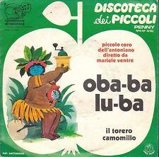 7651 PICCOLO CORO DELL'ANTONIANO OBA BA LU BA