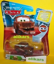 Look B - FRED WITH FALLEN BUMPER - #121 Chase! Disney Cars vehicle Eyes Change