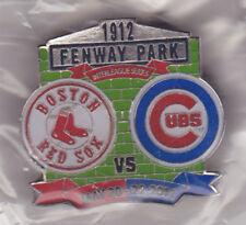 Red Sox 2011 Interleague vs. Chicago Cubs Lapel Pin