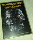 frankenstein vs the mummy dvd brand new  horror  Halloween